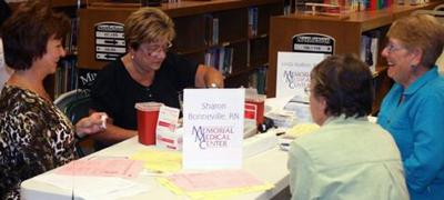 Screenings abound at Sr. Expo