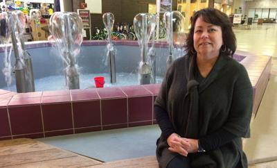 New manager says mall evolving but here to stay