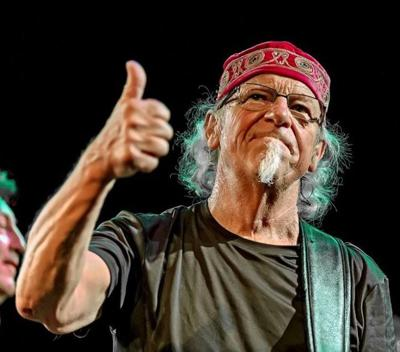 Martin Barre, Jethro Tull's guitar legend, coming to the Park Center