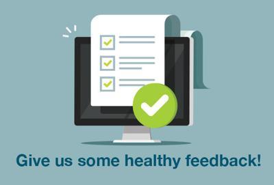 Healthy feedback