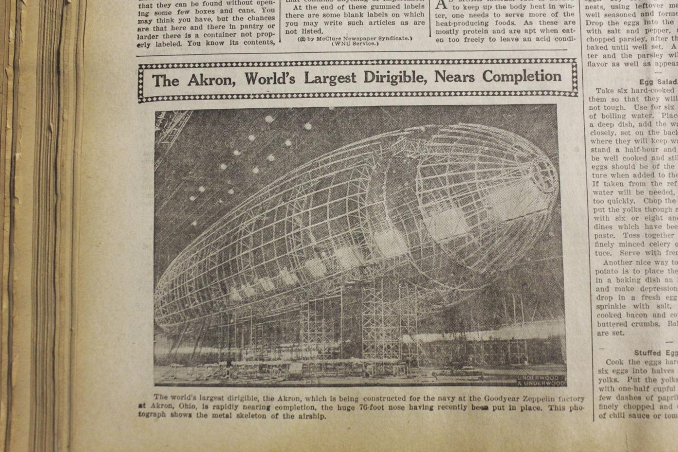 Innovative travel back in 1931