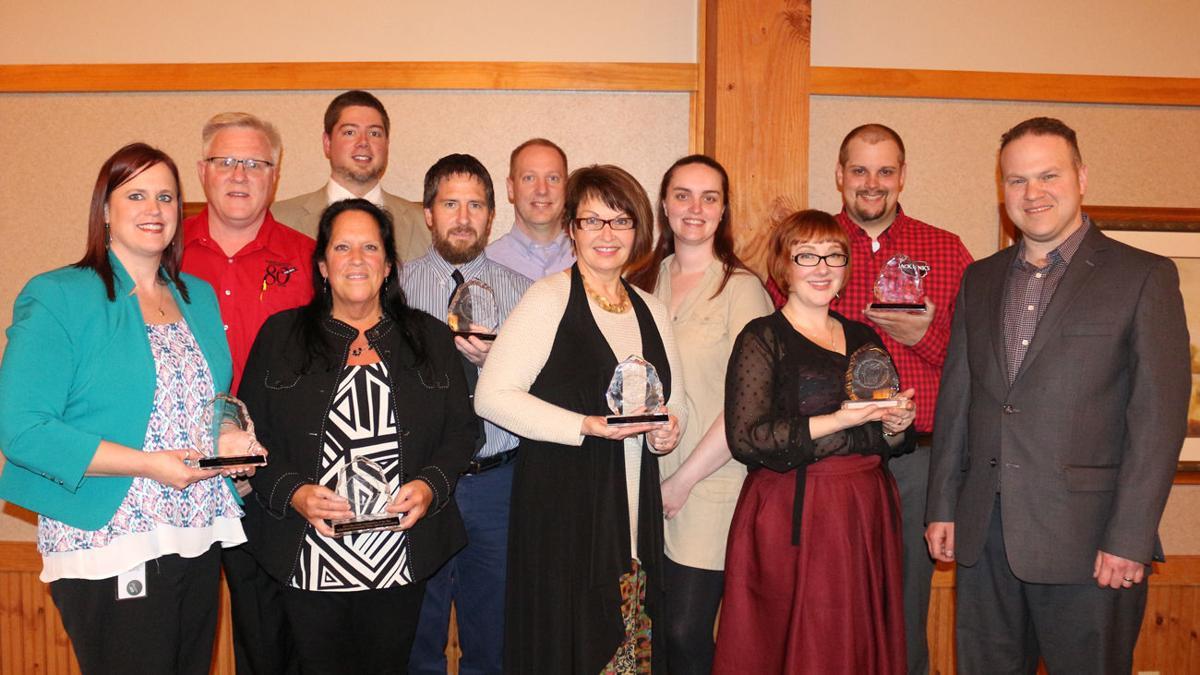 2017 winners at Washburn County Economic Development