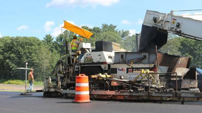 Highway 53 resurfacing
