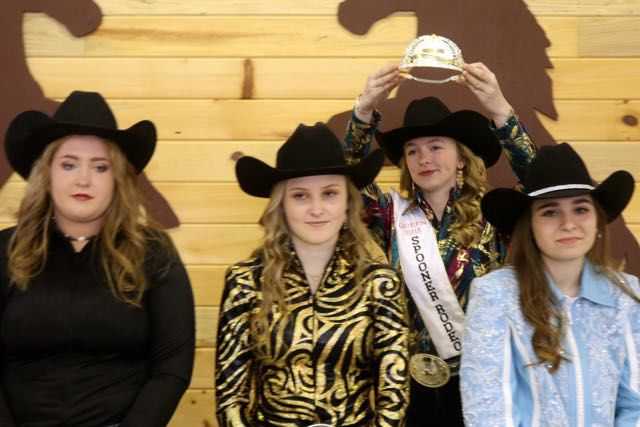 9a9dad3fde819 New Spooner Rodeo royalty crowned