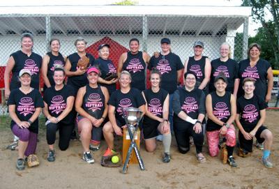 Creamery Bar Softball Champions
