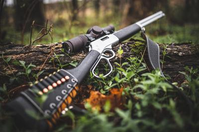 Henry Repeating Arms Big Boy Rifle