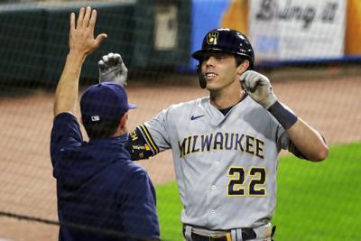 Brewers Counsell Baseball