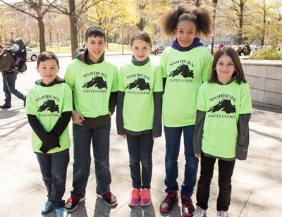 Washburn students return to D.C.