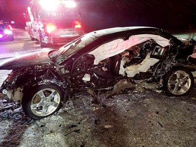 Alcohol an apparent factor in Hwy  53 crash | Free | apg-wi com