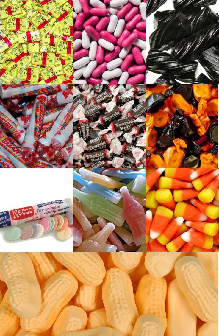 Ten top worst, best Halloween candies ranked | Free | apg-wi.com