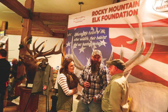 Rocky Mountain Elk Foundation Banquet | Free | apg-wi.com