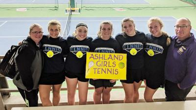 AHS Tennis State