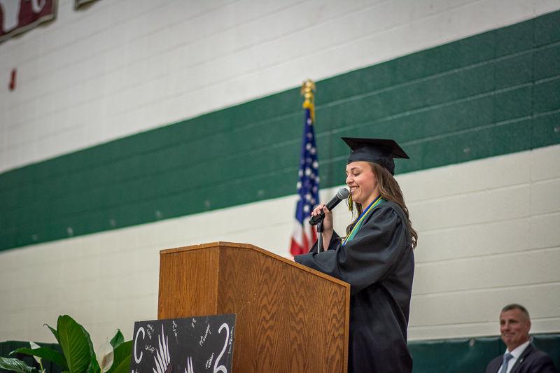 Chequamegon High graduation 2019