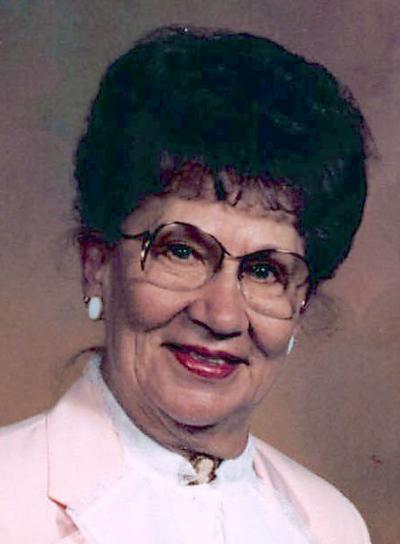 Evelyn Carolyn Hauck