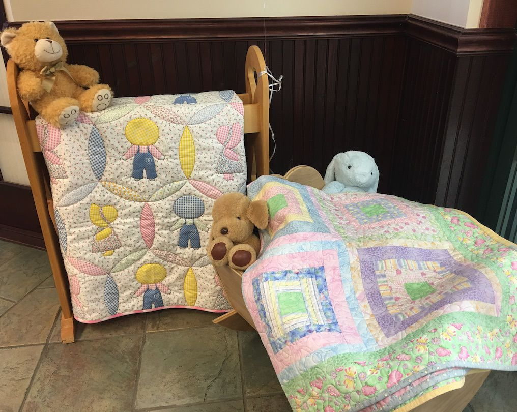 Tickets on sale for quilt raffle