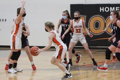 Phillips Girls Basketball
