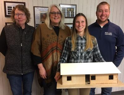 Class to build on student's architectural dream