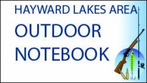 Hayward Lakes Outdoor Notebook