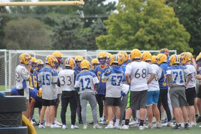 Football, soccer, volleyball teams hopeful as practices get underway at Rice Lake