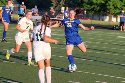 Rice Lake girls soccer vs. Osceola 6-10-21