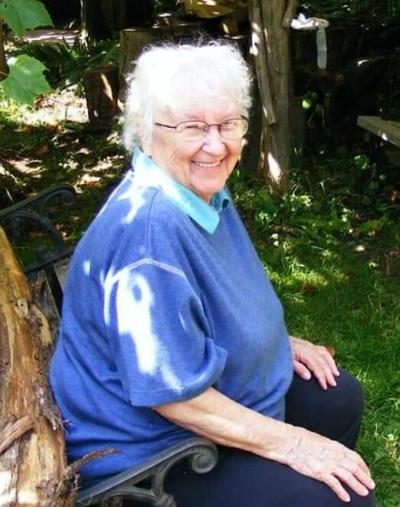 Faye Audrey (Landraint) Vienneau (Ma Kettle)