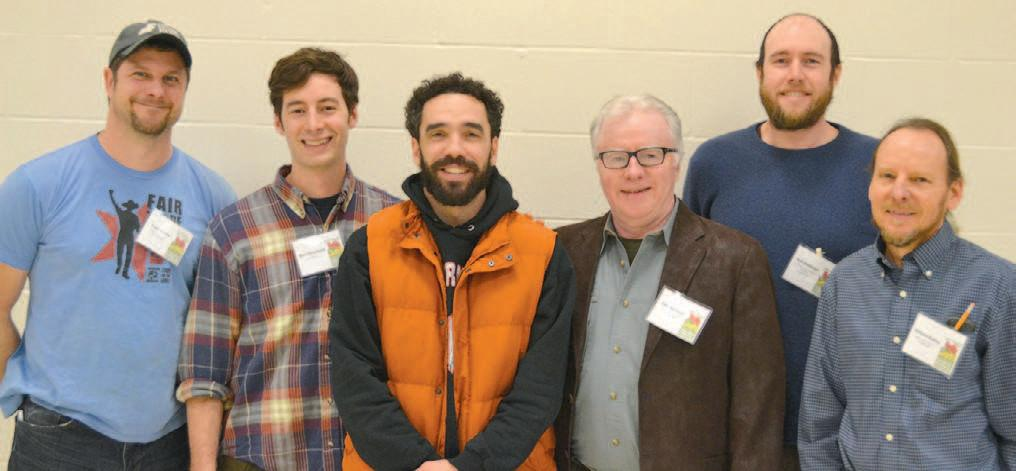 Area farmers, participants attend MOSES Conference