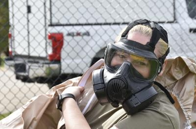 National Guard assists at COVID-19 testing sites