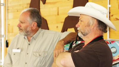 Larry Samson and Bill Thornley