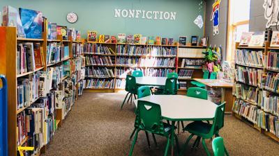 Spooner Memorial Library nonfiction