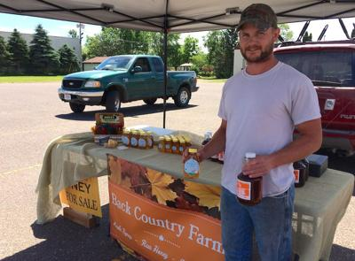 Find Back Country Farms at Rice Lake Farmers Market
