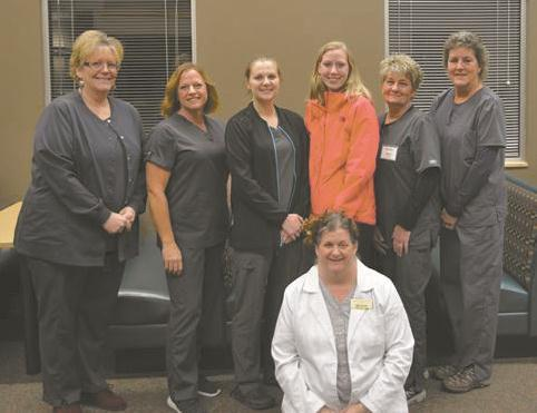 STUDENTS EARN CNA DEGREES AT NTC'S PHILLIPS CAMPUS