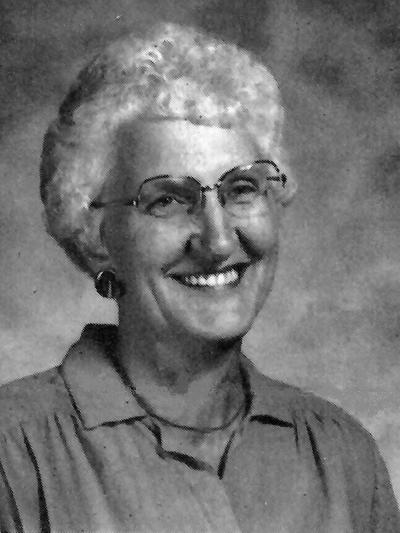 Dorothy Burcaw