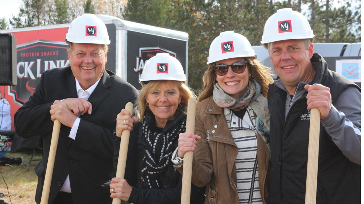Groundbreaking Signals Construction Start For Jack Link S