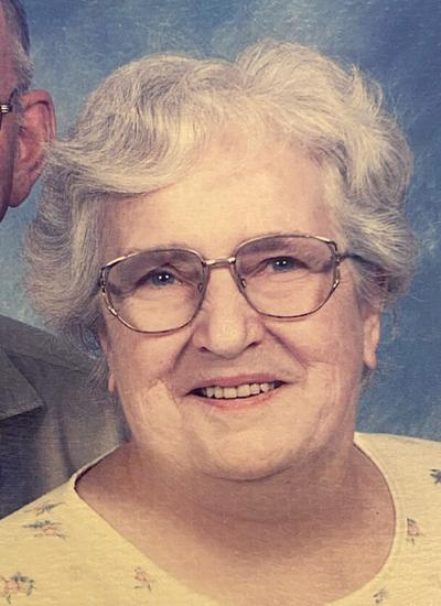 Shirley Ann Saffert