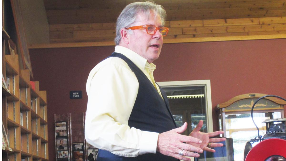 Appraising antiques offers surprises for appraiser Mark