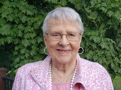 Joyce P. (Carlson) Fryklund