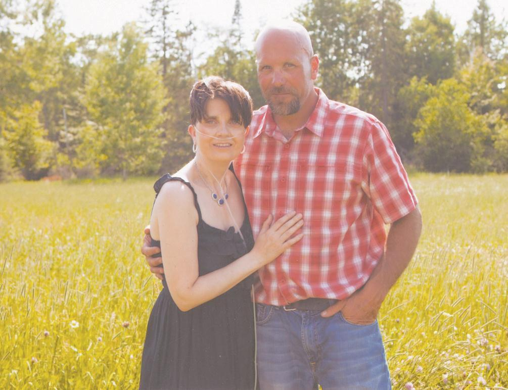 Benefit to assist local couple after lung transplant