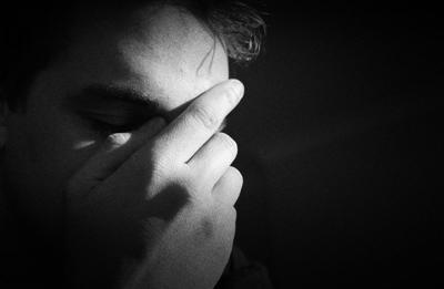 Depression, despair, sadness, grief