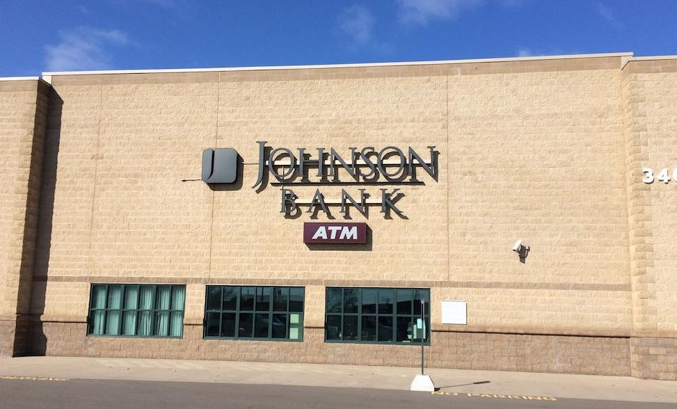 Johnson Bank branch at MarketPlace to permanently close