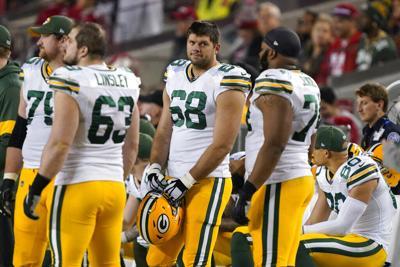 Packers Veldheer Football