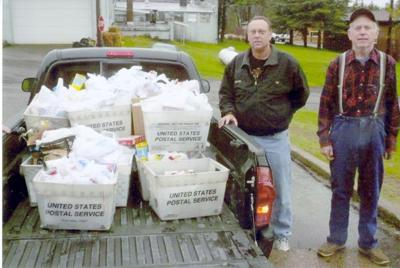 Letter Carriers Stamp Out Hunger Food Drive (2014)