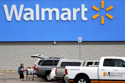 Virus Outbreak Walmart Mask Mandate