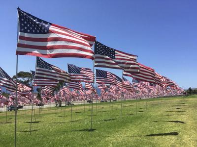 Sept 11 Memorial California