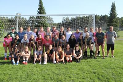 Canes soccer team honors Coach Weber