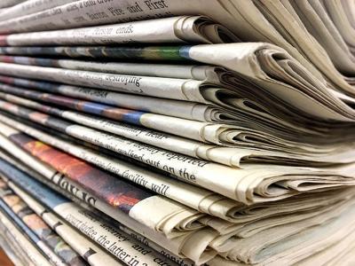 Newsprint, newspaper