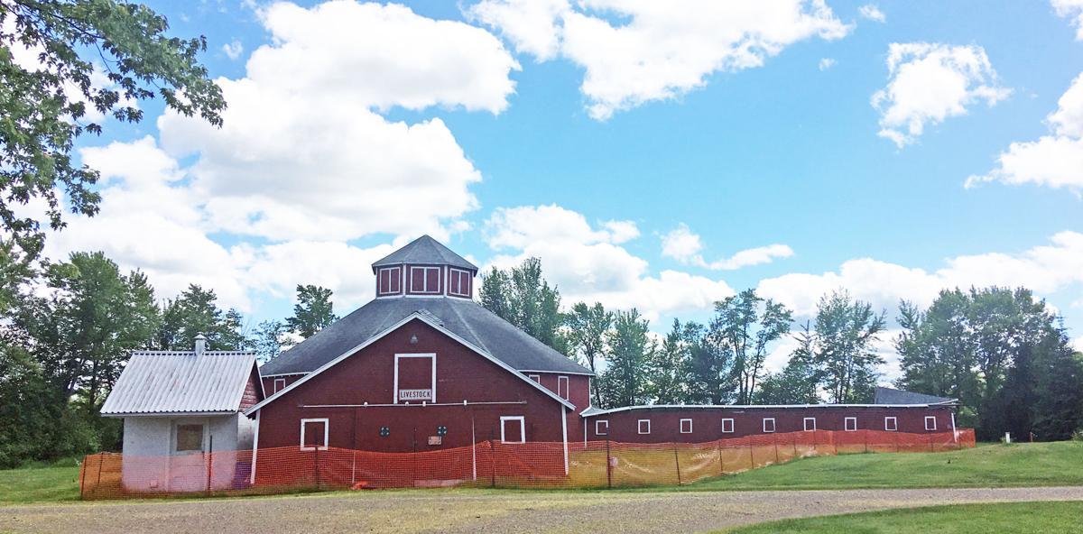 Price County Livestock Barn