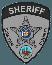 Sawyer County Sheriff Badge