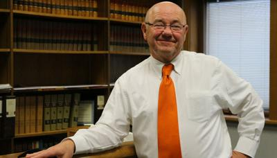 Washburn County Circuit Judge Gene Harrington
