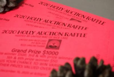 United Way's Holly Auction Raffle goes online