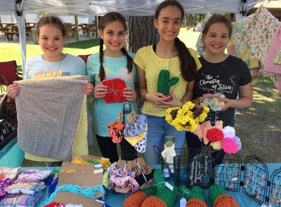 Flea market starts off season at Pioneer Village
